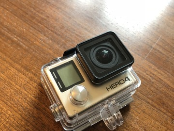 Rentals: GoPro Hero 4 Black Edition