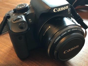 Rentals: Canon EOS 700D