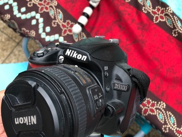 Rentals: Nikon D3100