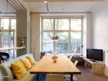 Rentals: Beautiful space in Neukölln - great for shootings