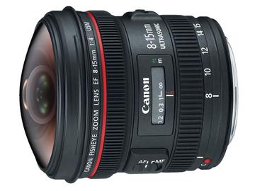 Rentals: Canon EF 8-15mm f/4.0