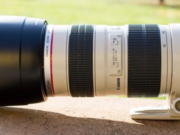 Rentals: Canon EF 70-200mm f/2.8L IS II