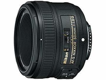 Rentals: Nikon AF-S Nikkor 50mm f/1.8