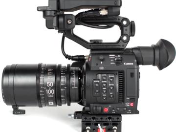 Rentals: Canon EOS C200
