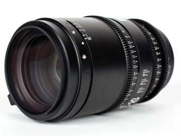 Rentals: Sigma EF HS Cine Zoom 50-100mm T2.0