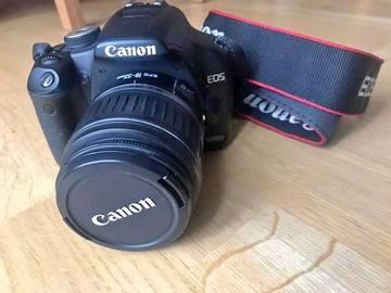 Rentals: Canon 500D incl. 18-55mm lens