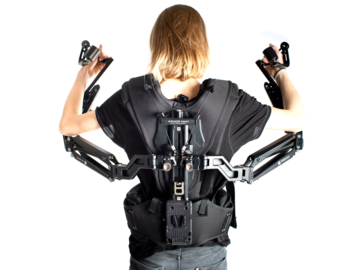 Rentals: Tiltamax Armor Man 2.0 - Gimbal Support
