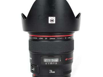 Rentals: Canon EF 24mm f/1.4 L II