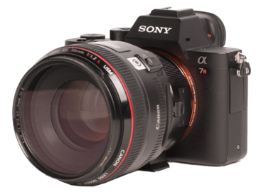 Rentals: Sony alpha 7R II