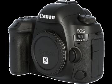 Rentals: Canon EOS 5D Mark IV