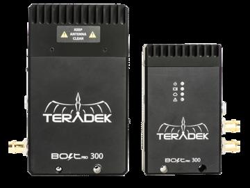 Rentals: Bildfunkstrecke Teradek Bolt 300 HD-SDI und HDMI