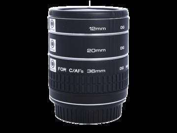 Rentals: Makroringe für Canon EF