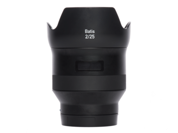 Rentals: Zeiss Batis 2/25 for Sony