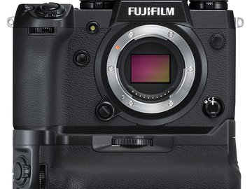 Rentals: Fujifilm X-H1 Mirrorless Digital Camera w/Vertical Power Boo