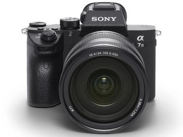 Rentals: Sony a7 III