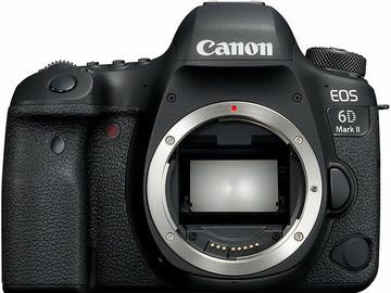 Rentals: Canon EOS 6D Mark II