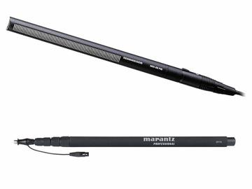Rentals: Sennheiser MKH-416 Short Shotgun Interference Microphone