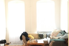 Studio/Spaces: Cosy studio in neukölln