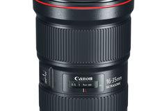 Rentals: Canon EF 16-35mm f/2.8L III USM