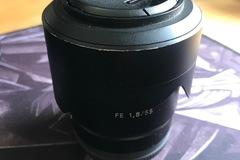 Rentals: Sony Zeiss 55mm F1.8
