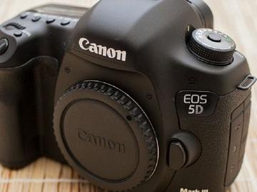 Rentals: Canon 5D MIII +Lens