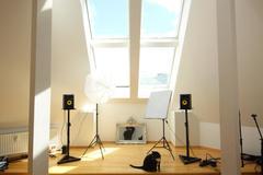 Rentals: Super bright studio & event space