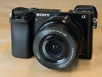Rentals: Sony Alpha 6000