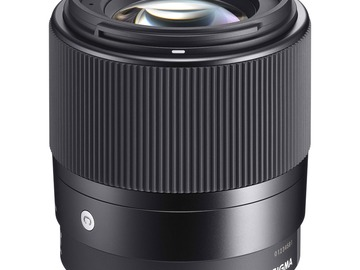 Rentals: Sigma 30mm f1.4 DC DN for Sony E-mount