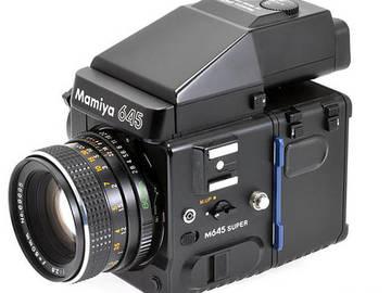 Rentals: Mamiya 645 Super 80mm f/2.8