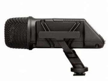 Rentals: Rode Stereo-VideoMic Kondensator-Mikrofon