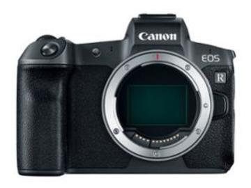 Rentals: EOS R 30,3 MP Systemkamera mit Adapter