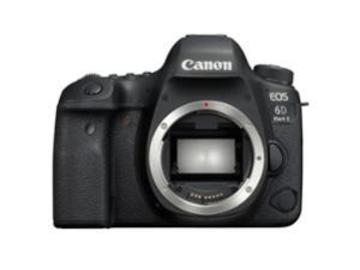Rentals: EOS 6D Mark II Body