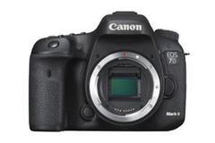 Rentals: Canon EOS 7D Mark II DSLR Body