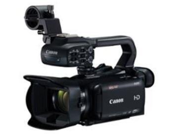 Rentals: Canon XA30, 2x Akku, Speicherkarten