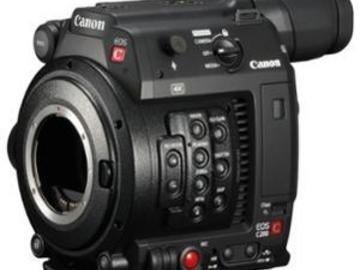 Rentals: Canon EOS C200 Camcorder, 2x Akku, Ladegerat, Speicherkarten
