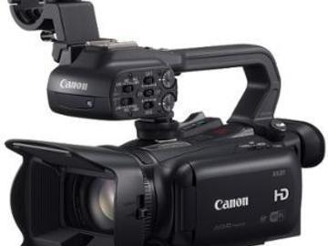 Rentals: Canon XA20 Videokamera