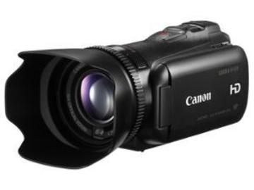 Rentals: Canon Legria HFG 10 Camcorder