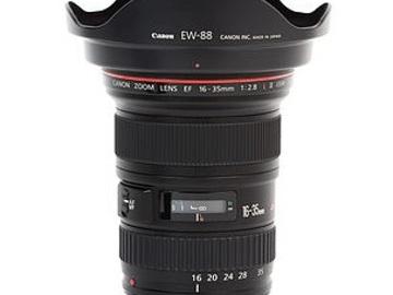 Rentals: Canon 2,8/16-35mm Objektiv