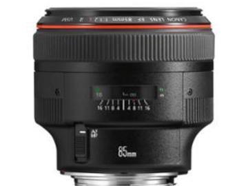 Rentals: Canon 85mm/1,2
