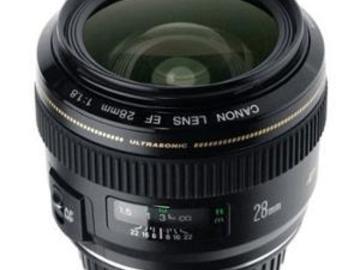 Rentals: Canon Objektiv 1,8/28mm USM