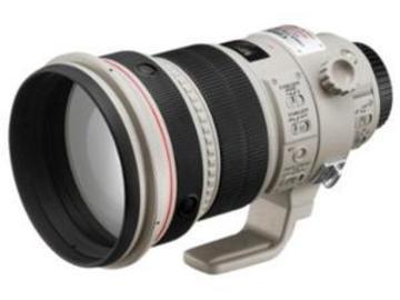 Rentals: Canon Objektiv 2,0/200 L IS USM