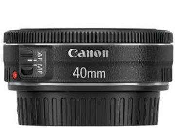 Rentals: Canon 2,8/40mmSTM
