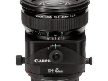 Rentals: Canon TS-E 2,8/45mm Objektiv