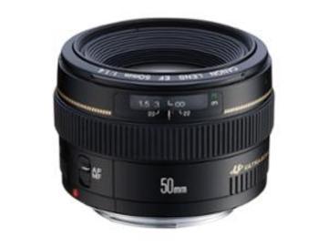 Rentals: Canon Objektiv EF 1,4/50mm