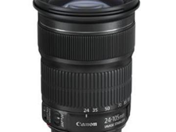 Rentals: Canon 24-105mm/ 3,5-5,6STM