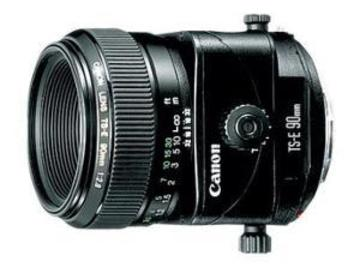 Rentals: Canon TS-E 90mm Shift Objektiv