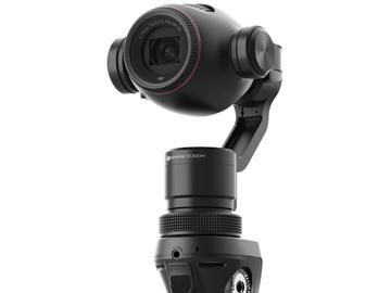 Rentals: DJI Osmo Plus Gimbal Kamera