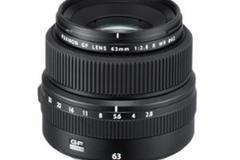 Rentals: Fujifilm GF63mm F 2.8 R WR