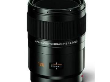 Rentals: Leica APO-Macro-Summarit-S 2,5/120mm