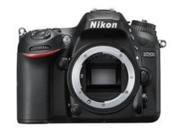 Rentals: Nikon D7200 Body, mit 2x Akku, 2x Speicherkarte